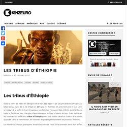 Photos des tribus africaines de la vallée de l'Omo en Éthiopie