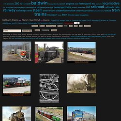 Best Railroad Photos