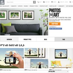 photos to art – Canvas Photo Prints and Photos Framed Online