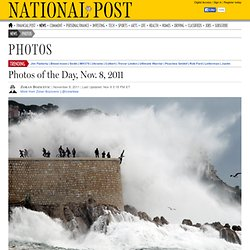 Photos of the Day, Nov. 8, 2011