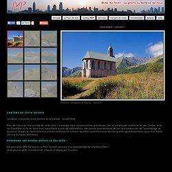 Photos des Alpes - autour du Galibier - panorama 360 degrés