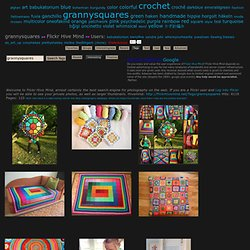 s Best Photos of grannysquares