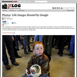 Captured: Life Images Hosted by Google – Plog Photo Blog