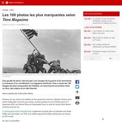 Les 100 photos les plus marquantes selon Time Magazine