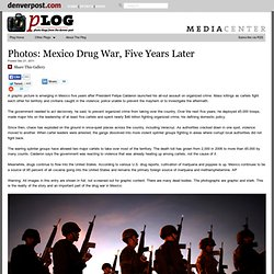 In Focus: Mexico Drug War, Five Years Later