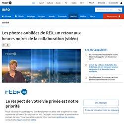 Les photos oubliées de REX, un retour aux heures noires de la collaboration (vidéo)