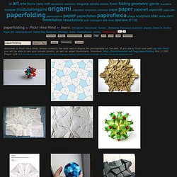 s Best Photos of paperfolding