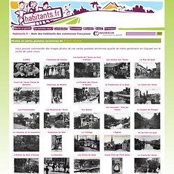 Photos et cartes postales anciennes de Pont-Aven