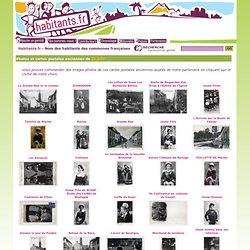 Photos et cartes postales anciennes de Scaër