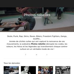 Photos rebelles