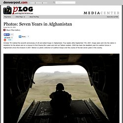 Captured: Seven Years in Afghanistan | Plog — World, National Photos, P...
