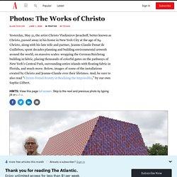 Photos: The Works of Christo
