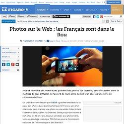 High-Tech : Photos sur le Web : les Français sont dans le flou