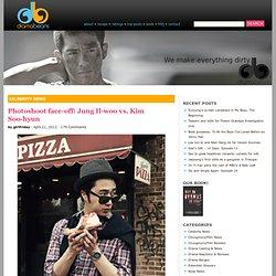 Photoshoot face-off: Jung Il-woo vs. Kim Soo-hyun