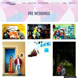 Top Pre Wedding Photoshoot in Ludhiana, Punjab, India – MadgazeFilms