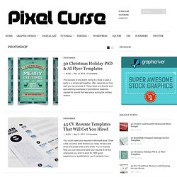 Photoshop | Pixel Curse | Visual inspiration for creative professional