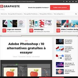 Adobe Photoshop: 10 alternatives gratuites à essayer