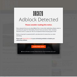 Photoshop Architectural Rendering : 10 Websites you should visit weekly