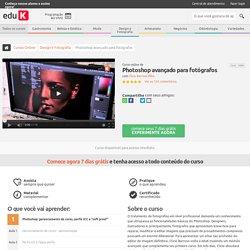 Curso Online de Photoshop avançado para fotógrafos