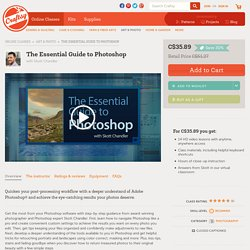 Learn Adobe Photoshop for Beginners in: The Essential Guide to Photoshop