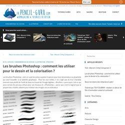 Les brushes Photoshop : comment les utiliser pour le dessin et la colorisation ? - FR Pencil Guru