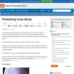 Photoshop Case Study