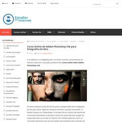 Curso Online de Adobe Photoshop CS6 para fotógrafos (Gratis) - Estudiar por Internet