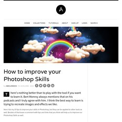 How to improve your Photoshop Skills