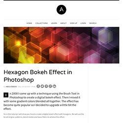 Hexagon Bokeh Effect in Photoshop