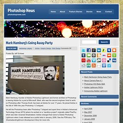 PhotoshopNews: Photoshop News and Information