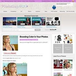 Photoshop Tutorial - Photoshopgirl.com