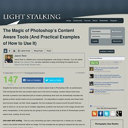 The Magic of Photoshop's Content Aware Tools (And Practical Examples of How to Use It)