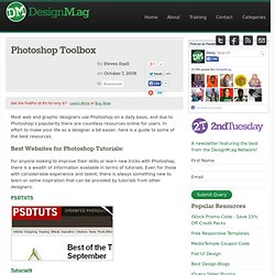 Photoshop Toolbox - Web Design Blog – DesignM.ag