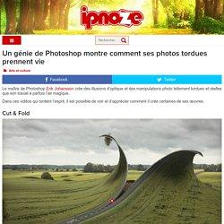 Un génie de Photoshop montre comment ses photos tordues prennent vie