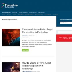 Photoshop Tutorials | Page 2