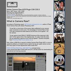 Adobe Camera Raw Plugin Cs4