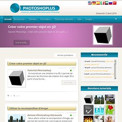 Photoshoplus : ressources