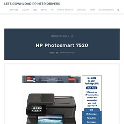 Lets Download Printer Drivers