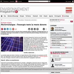 02/01- Tenergie teste la vente directe