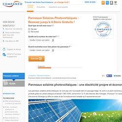 Panneaux solaires | Devis gratuits