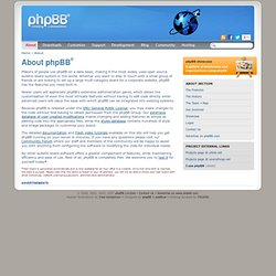 About phpBB
