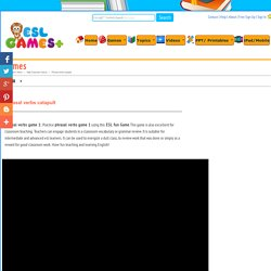 phrasal verbs game 1