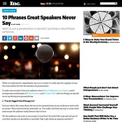 10-things-speakers-should-never-say-th