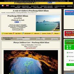 Phraya Nakhon Cave Prachuap Khiri Khan - Fiche visite Thaïlande