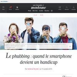 Le phubbing : quand le smartphone devient un handicap