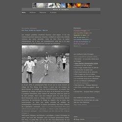 Kim Phuc, brûlée au napalm - Nick Ut - Mots d'images