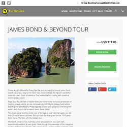 James Bond & Beyond Tour