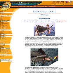 Phuket: Pêche en mer d'Andaman, Thailande