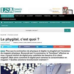 Le phygital, c'est quoi ? - Enquêtes sur la consommation en France