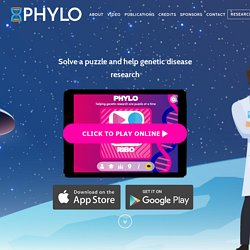 Phylo DNA Puzzle